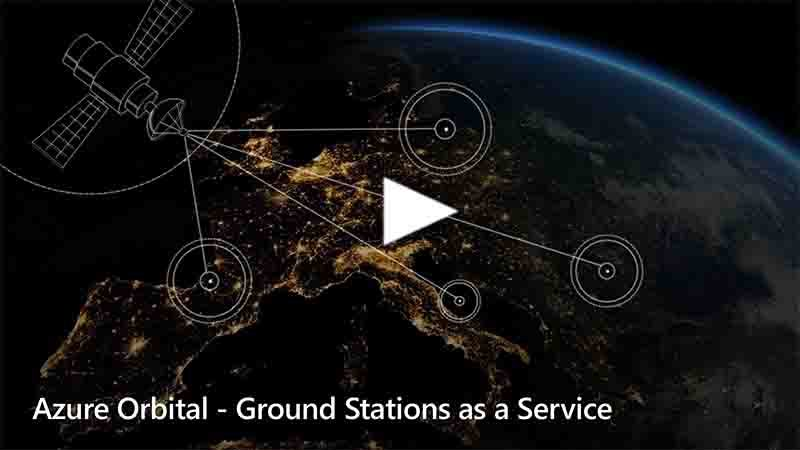 Ground Station as a service